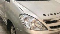 Cần bán lại xe Toyota Innova MT 2007, màu bạc, gầm máy êm