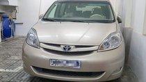 Bán ô tô Toyota Sienna đời 2008, nhập khẩu, số tự động, cửa điện, cốp hít