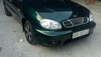 Bán Daewoo Lanos 2001, màu xanh lục, xe rất đẹp,