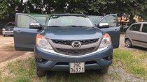 Bán Mazda BT 50 2014, màu xanh lam, nhập khẩu
