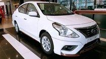 Bán Nissan Sunny XV-Q Series mới sản xuất 2019, màu trắng, giá tốt 490tr