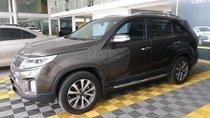 Bán ô tô Kia Sorento DAT 2.2AT năm sản xuất 2014, màu nâu, giá chỉ 726 triệu