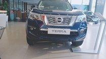 Bán Nissan Terra E đời 2018, màu xanh lam, nhập khẩu, giá tốt