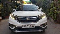 Bán ô tô Honda CR V 2.0 AT đời 2015, màu trắng giá cạnh tranh