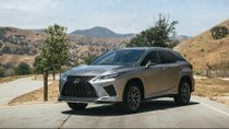Những điều cần biết về Lexus RX 2020