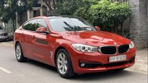Bán BMW 3 Series 320i GT đời 2015, màu đỏ, không đâm đụng ngập nước