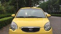 Chính chủ cần bán Kia Morning sản xuất 2011, màu vàng