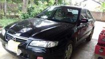 Cần bán Mazda 626 sản xuất năm 2002, màu đen, nhập khẩu nguyên chiếc, xe đẹp