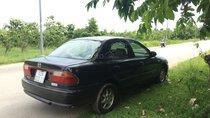 Bán Mazda 323 đời 1998, màu xanh đen bản đủ
