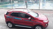 Bán Ford Ecosport 2018 tự động Titanium màu đỏ ít đi