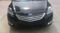Cần bán xe Toyota Vios sản xuất năm 2013, màu đen