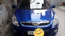 Bán Hyundai i20, màu xanh coban, Đk 6/2011