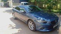 Bán Mazda 6 2.5AT sản xuất 2014, màu xanh lam, nhập khẩu