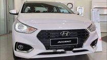 Bán Hyundai Accent đời 2018, màu trắng, xe còn mới