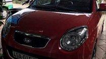Cần bán Kia Morning sản xuất năm 2012, màu đỏ, bao test hãng