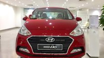 Cần bán xe Hyundai Grand i10 MT 2019, màu đỏ, giá 350tr