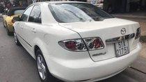 Bán Mazda 6 sản xuất 2003, màu trắng, xe nhập mới chạy 150.000km