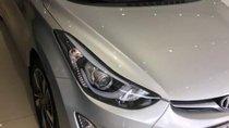 Bán Hyundai Elantra 1.6 AT đời 2015, màu bạc, nhập khẩu