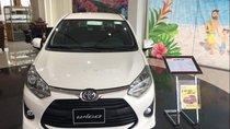 Bán Toyota Wigo 1.2AT năm 2019, màu trắng, nhập khẩu