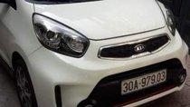 Cần bán xe Kia Morning Si AT đời 2016, màu trắng xe gia đình