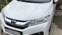 Cần bán xe Honda City 2.0 AT năm sản xuất 2015, màu trắng