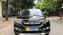 Cần bán Honda CR V 2.4AT đời 2015, màu đen, nhập khẩu nguyên chiếc