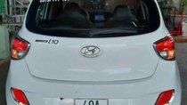 Bán ô tô Hyundai Grand i10 sản xuất năm 2014, màu trắng chính chủ