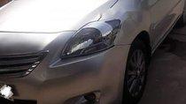 Bán xe Toyota Vios 2013 số sàn màu bạc, xe nhà chạy kỹ, không cấn đụng