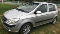 Bán Hyundai Getz 2010, màu bạc, nhập khẩu