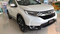 Bán Honda CR V G 2019, màu trắng, nhập từ Thái