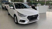 Bán Hyundai Accent 2019, màu trắng, giá chỉ 425 triệu