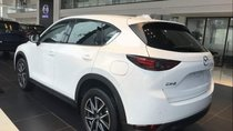 Bán Mazda CX 5 năm sản xuất 2018, màu trắng, giá cạnh tranh