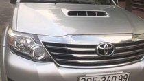 Bán Toyota Fortuner sản xuất 2016, màu bạc, chính chủ