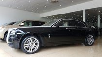 Rolls-Royce Ghost Series II cũ giá 20 tỷ đồng sau 4 năm sử dụng