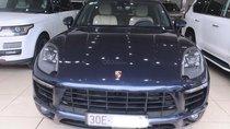 Bán Porsche Macan 2.0, sản xuất và đăng ký 2017, tư nhân, biển Hà Nội. LH: 0906223838