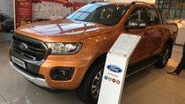 Ford Ranger Wildtrak tự động 2 cầu, Diesel Turbo kép, KM khủng