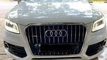 Bán Audi Q5 Premium Plus 2013, màu trắng, nhập khẩu nguyên chiếc