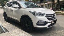 Đổi xe cần bán Hyundai Santafe 2.4 4WD 2016