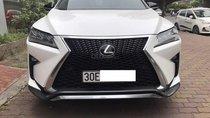 Bán Lexus RX fsport sản xuất 2016, màu trắng, nhập khẩu Mỹ 1 chủ từ đầu