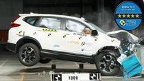 Những mẫu xe tại Việt Nam được cấp chứng chỉ an toàn Asean NCAP