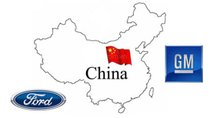 Doanh số quý II/2019 của GM, Ford giảm tại Trung Quốc bởi nền kinh tế chững lại