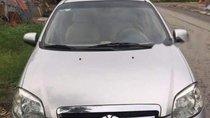 Bán xe Chevrolet Aveo 2009, màu bạc