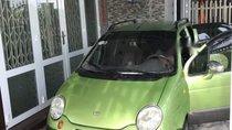 Cần bán lại xe Daewoo Matiz sản xuất 2006, màu xanh lục, nhập khẩu