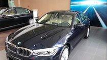 Bán xe BMW 530i đời 2019, màu xanh lam, nhập khẩu