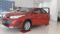Bán xe Toyota Vios 1.5E MT năm sản xuất 2019, màu đỏ