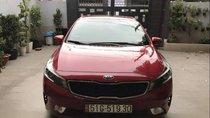 Cần bán xe Kia Cerato 1.6 AT năm sản xuất 2018, màu đỏ