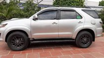 Cần bán Toyota Fortuner năm sản xuất 2016, màu bạc còn mới