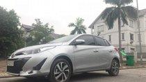 Bán Toyota Yaris 1.5 G đời 2019, màu bạc, nhập khẩu nguyên chiếc như mới