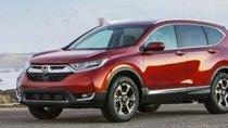 Cần bán Honda CR V đời 2019, màu đỏ, nhập khẩu