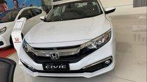 Bán ô tô Honda Civic đời 2019, màu trắng, nhập khẩu nguyên chiếc